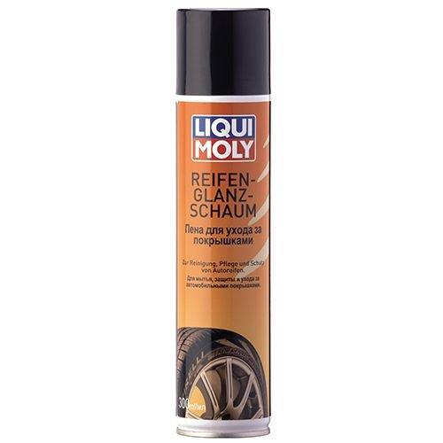 Засіб для обробки шин Liqui Moly Reifen-Glanz-Schaum 300 мл.