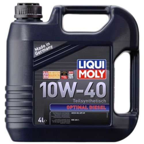 Моторна олива Liqui Moly Optimal Diesel 10W-40 4л.