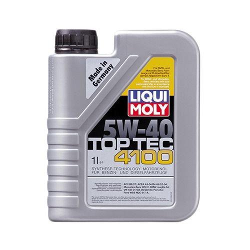 Liqui Moly Top Tec 4100 5W-40 1л.