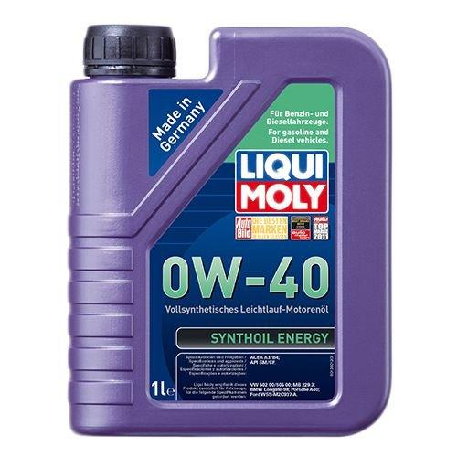 Liqui Moly Synthoil Energy 0W-40 1л.