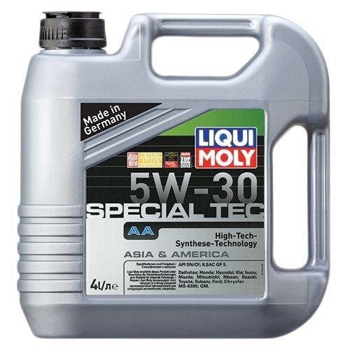 Моторное масло Liqui Moly Special Tec АА 5W-30 4л.