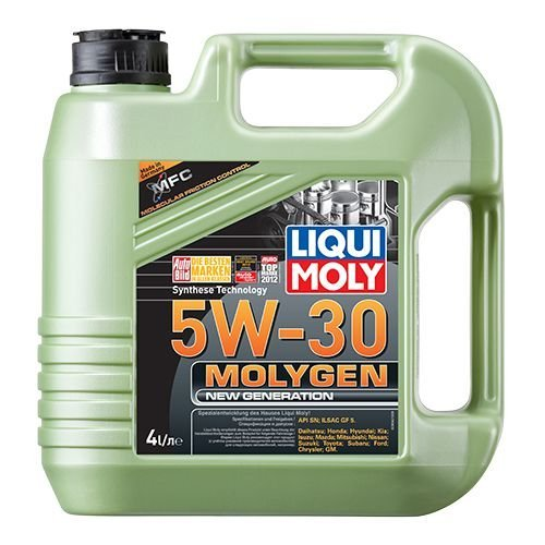 Liqui Moly Molygen New Generation 5W-30 4л.