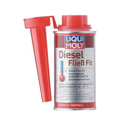 Дизельный антигель Liqui Moly Diesel fliess-fit 150 мл.