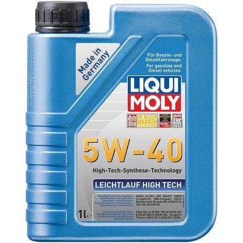 Liqui Moly Leichtlauf High Tech 5W-40 1л.