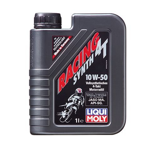 Liqui Moly Racing Synth 4T 10W-50 HD 1 л.