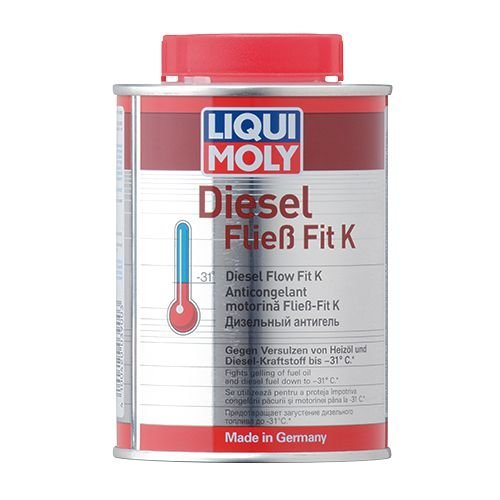 Дизельний Антигель Liqui Moly Diesel fliess-fit 250 мл