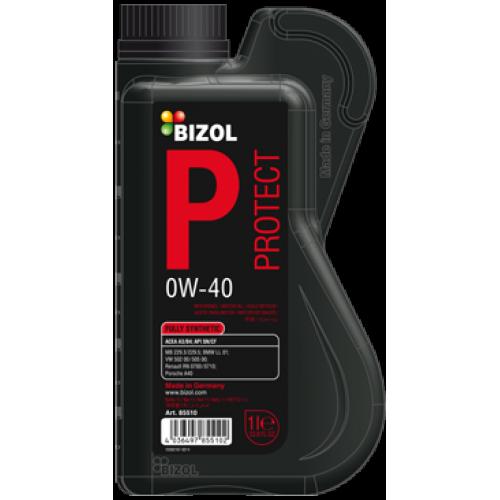 Моторное масло Bizol Protect 0W-40 1л