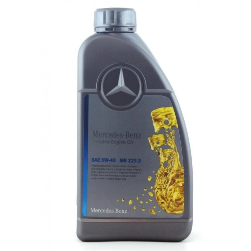 Mercedes-Benz Engine Oil MB 229.3 5W-40 1л.