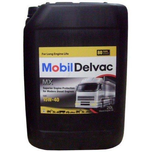 Mobil Delvac 1 MX 15W-40 20л.