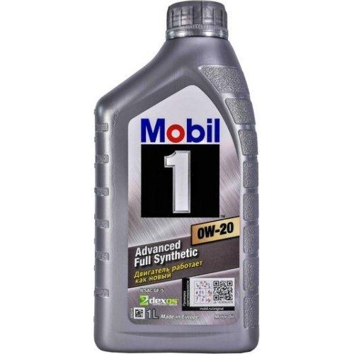Mobil 0W-20 1л.