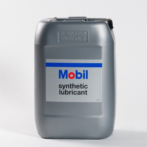 Mobil Delvac Synthetic Gear Oil 75W-140 20л.
