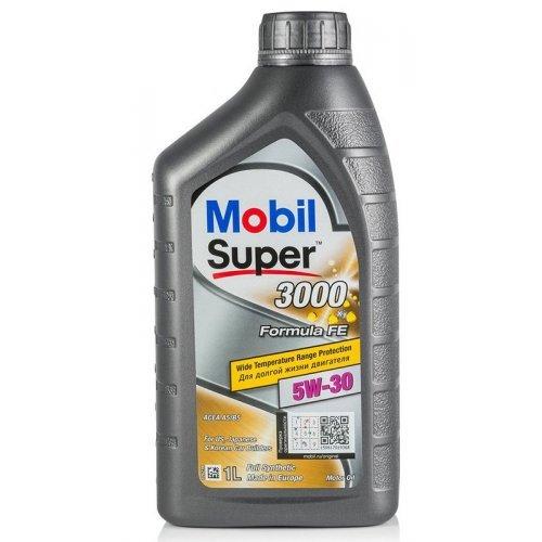 Моторна олива Mobil 1 Super 3000 Formula FE 5W-30 1л.