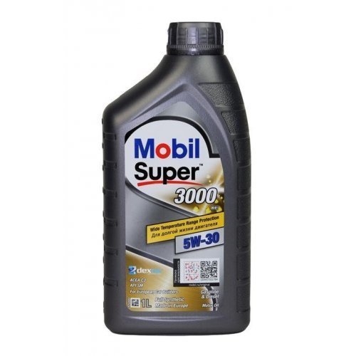 Моторное масло Mobil 1 Super 3000 XE 5W-30 1л.