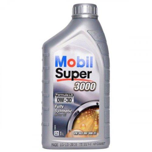 Mobil 1 Super 3000 Formula LD 0W-30 1л.