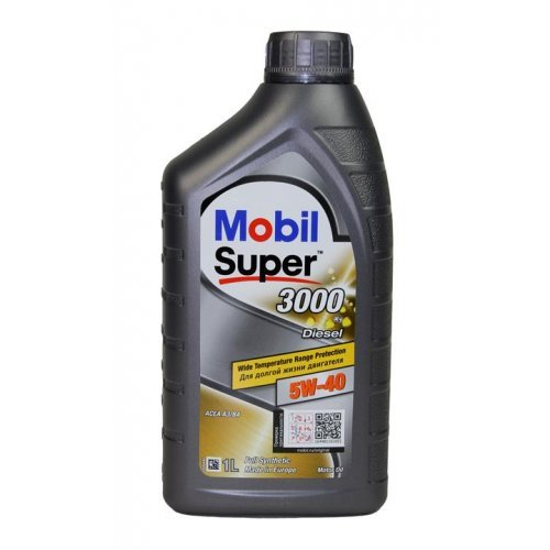Mobil 1 Super 3000 Diesel 5W-40 1л.