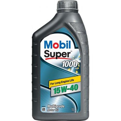 Mobil 1 Super 1000 X1 15W-40 1л.