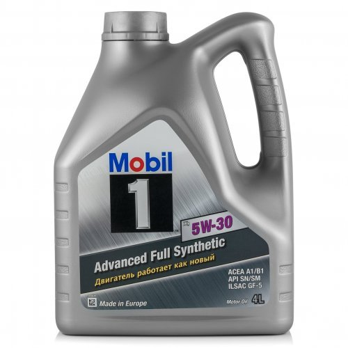 Моторное масло Mobil 1 x1 5W-30 4л.