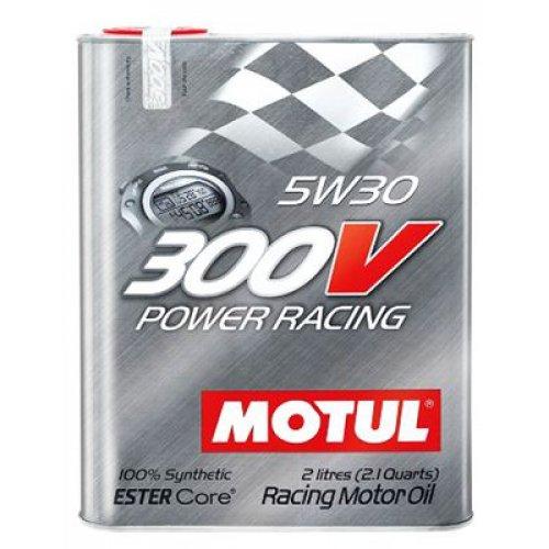 Motul 300V Power Racing 5W-30 2л.