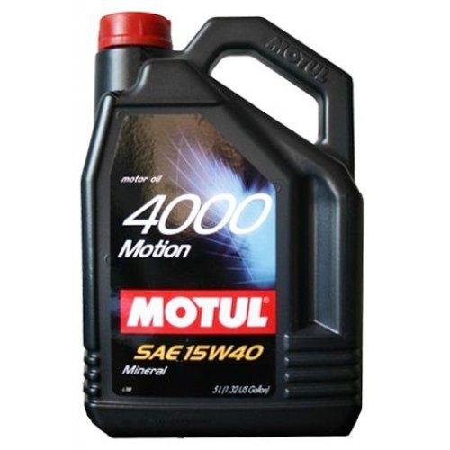 Motul 4000 Motion 15W-40 4л.