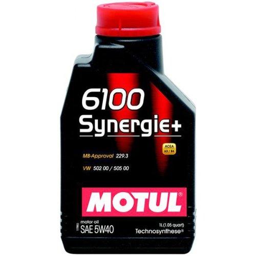 Motul 6100 Synergie+ 5W-40 1л.