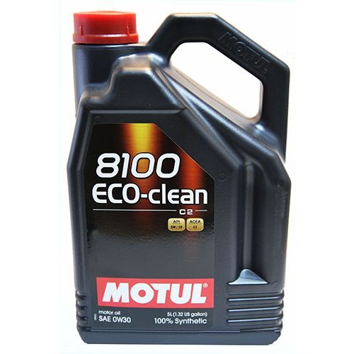 Motul 8100 Eco-Clean 0W-30 5л.