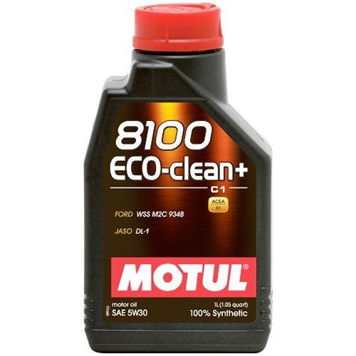 Motul 8100 Eco-clean+ 5W-30 1л.