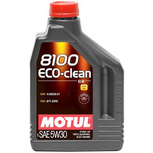 Motul 8100 Eco-Clean 5W-30 2л.