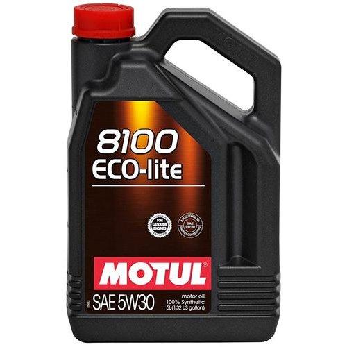 Motul 8100 Eco-lite 5W-30 4л.
