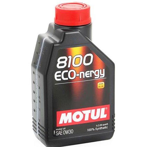Motul 8100 Eco-nergy 0W-30 1л.