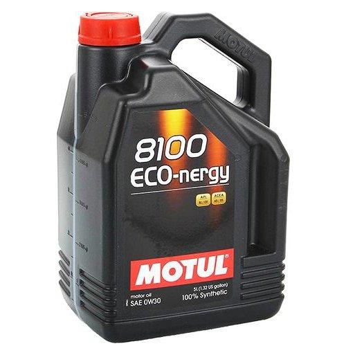 Моторна олива Motul 8100 Eco-nergy 0W-30 5л.