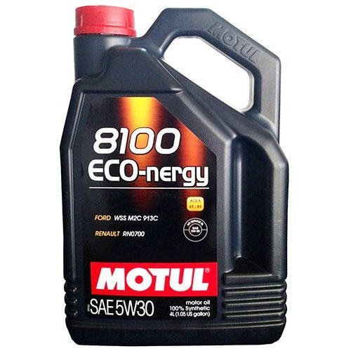 Motul 8100 Eco-nergy 5W-30 4л.