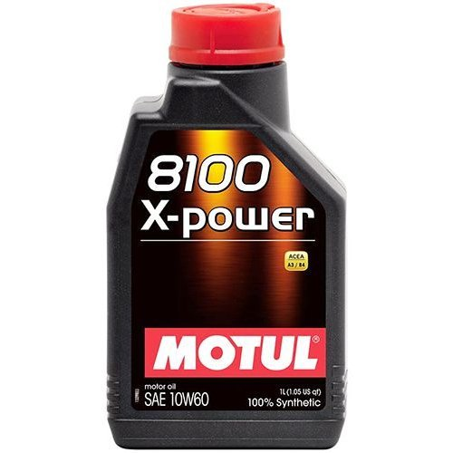 Motul 8100 X-power 10W-60 1л.