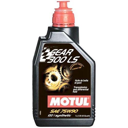 Трансмиссионное масло Motul Gear 300 LS 75W-90 1л.