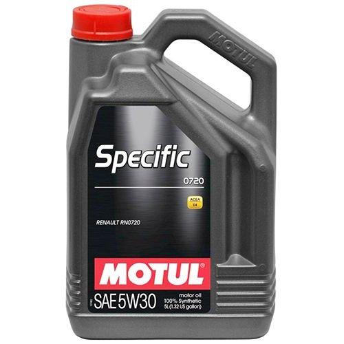 Motul Specific 0720 5W-30 5л.