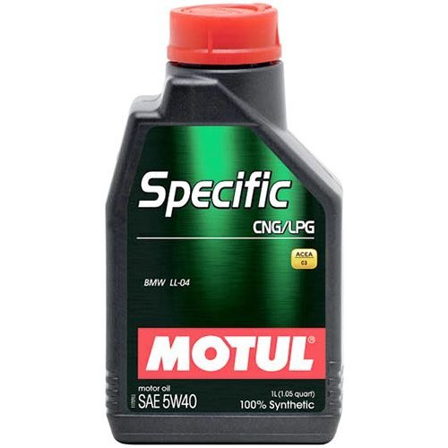 Motul Specific CNG/LPG 5W-40 1л.