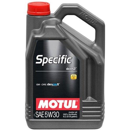 Motul Specific Dexos2 5W-30 5л.