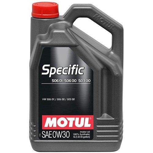 Motul Specific VW 506 01/ 506 00 /503 00 0W-30 5л.