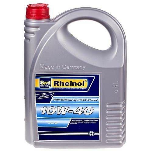 Rheinol Primol Power Synth CS 10W-40 5л.