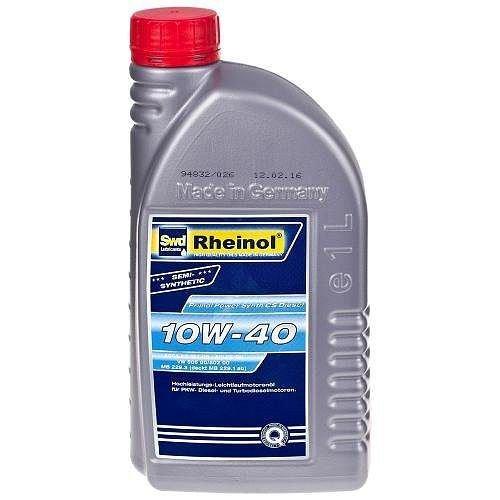 Rheinol Power Synth CS Diesel 10W-40 4л.