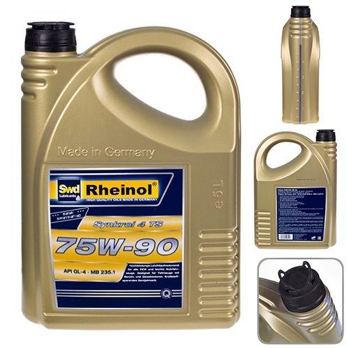 Трансмиссионное масло Rheinol Synkrol 4 TS 75W-90 4л.