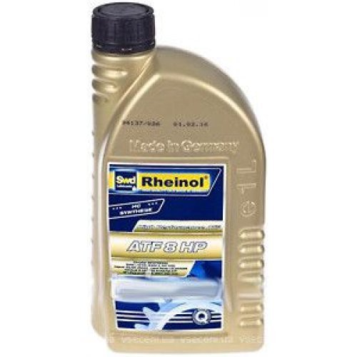 Трансмиссионное масло Rheinol ATF 8 HP 1л.