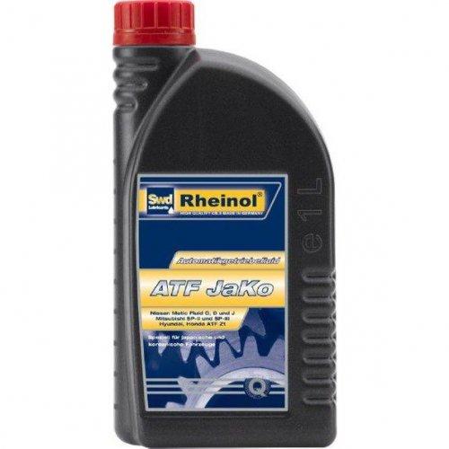 Трансмиссионное масло Rheinol ATF Jako 5л.