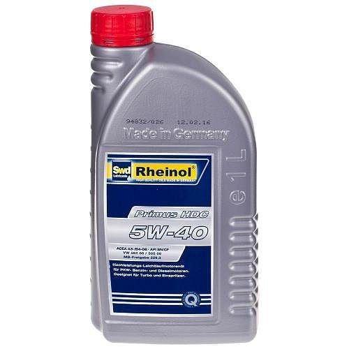 Моторное масло Rheinol Primus HDC 5W-40 1 л