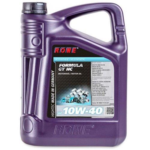 Rowe Hightec Formula Gt hc 10W-40 200л.