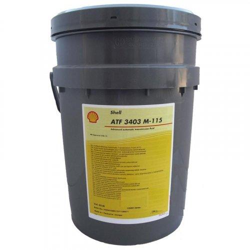 Трансмиссионное масло Shell ATF 3403 M-115 20л.