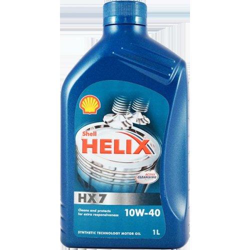 Shell Helix HX7 10W-40 1л.