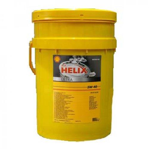 Shell Helix Ultra 5W-40 20л.