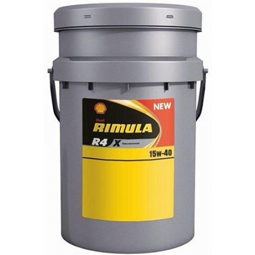 Shell Rimula R4 X 15W-40 20л.