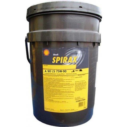 Трансмиссионное масло Shell Spirax A 90 LS 75W-90 20л.