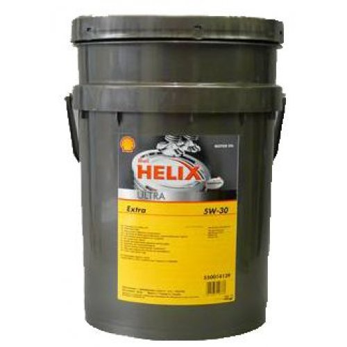 Shell Helix Ultra ECT 5W-30 20л.